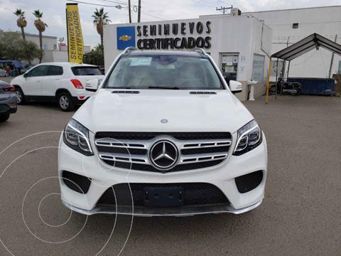 Mercedes Clase GLS 500 usado (2017) color Blanco precio $950,000
