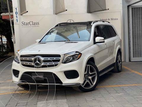 Mercedes Clase GLS 500 usado (2018) color Blanco precio $1,050,000
