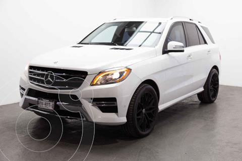 Mercedes Clase M Version usado (2015) color Blanco precio $950,000
