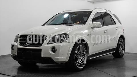 Mercedes Clase M ML 63 AMG usado (2011) color Blanco precio $350,000