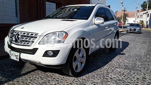 Mercedes Clase M ML 350 Sport AMG Paq Confort usado (2010) color Blanco precio $195,000