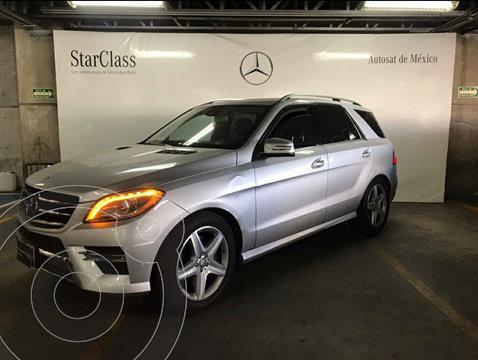 Mercedes Clase M ML 500 CGI Guard VR4 usado (2013) color Plata precio $529,000