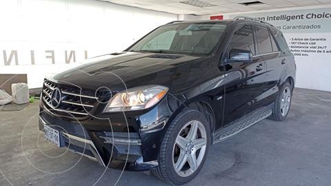 Mercedes Clase M ML 350 Sport usado (2013) color Negro precio $350,000