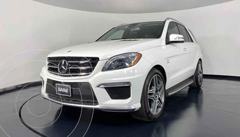 Mercedes Clase M ML 63 AMG usado (2015) color Blanco precio $694,999