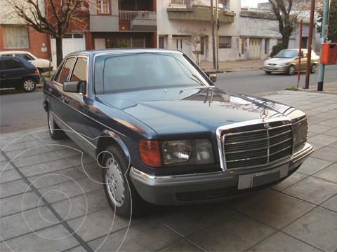 foto Mercedes Clase S 320 usado (1981) color Azul precio u$s17.000