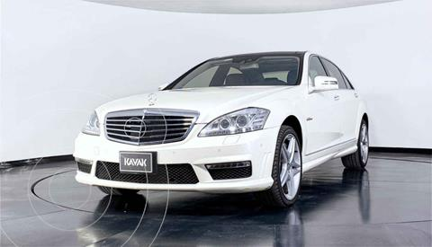 Mercedes Clase S 63 AMG usado (2010) color Blanco precio $552,999