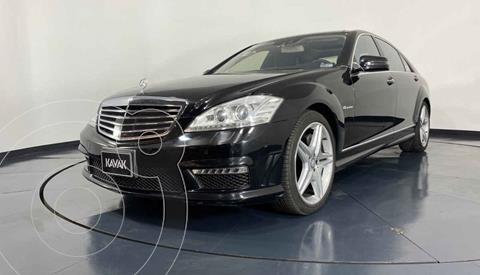 Mercedes Clase S 63 AMG usado (2013) color Negro precio $819,999