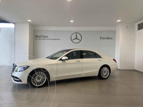Mercedes Clase S 560 usado (2020) color Blanco precio $2,195,000