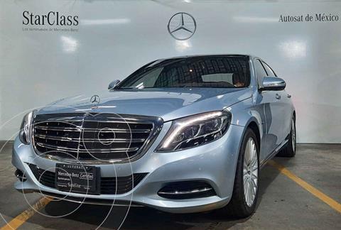 Mercedes Clase S 600 L usado (2017) color Plata precio $1,480,000