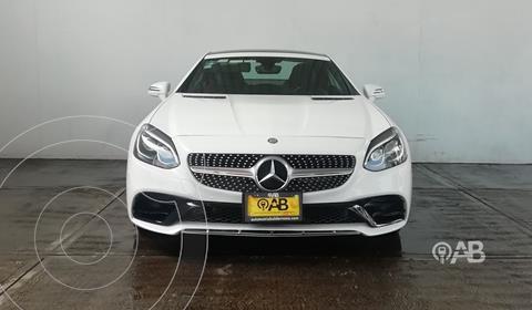 Mercedes Clase SLC 180 usado (2017) color Blanco precio $540,000