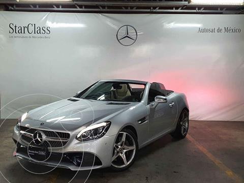 Mercedes Clase SLC 300 usado (2020) color Plata precio $815,000