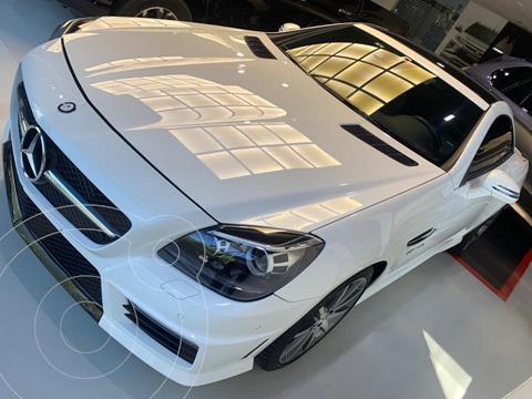 Mercedes Clase SLK 55 AMG usado (2014) color Blanco precio u$s81.000