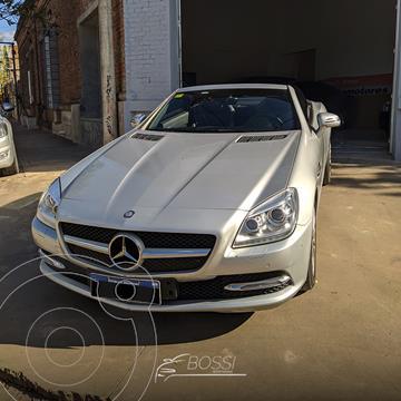 Mercedes Clase SLK 250 Blue Efficiency usado (2016) color Gris precio u$s50.000