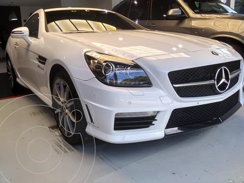 Mercedes Clase SLK 55 AMG usado (2014) color Blanco precio u$s85.000
