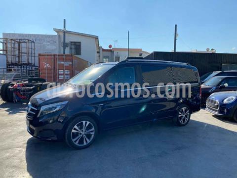 Mercedes Clase V 220d Avantgarde 7 Pasajeros usado (2018) color Azul precio $729,800