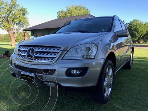 Mercedes M ML 350 Sport usado (2007) color Beige precio u$s24.000