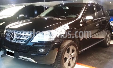 Mercedes M ML 350 Sport usado (2010) color Negro precio u$s30.000