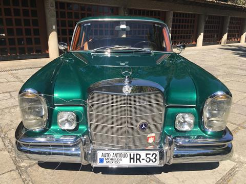 Mercedes SE 220 usado (1964) color Verde precio $330,000