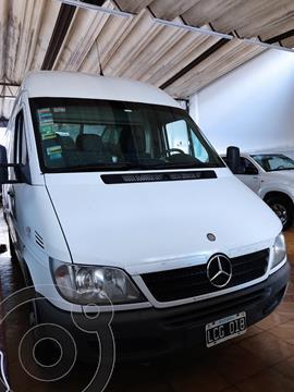 Mercedes Sprinter Furgon 313 3550 CDi Mixto usado (2012) color Blanco precio $2.100.000
