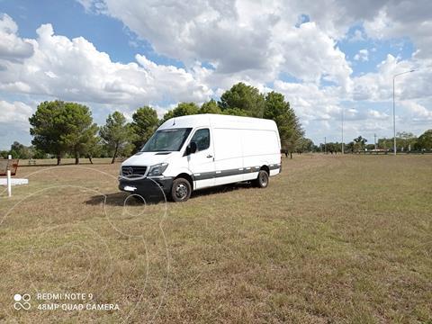 Mercedes Sprinter Furgon 516 4325 V2 TE 2+1 XL usado (2017) color Blanco precio $4.000.000