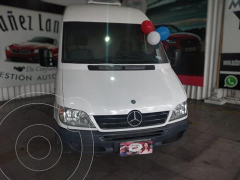 Mercedes Sprinter 2.1L 314 CDI  usado (2009) color Blanco precio $11.490.000