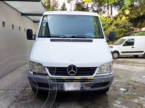 Mercedes Sprinter Cargo Van 315 usado (2006) color Blanco precio $150,000