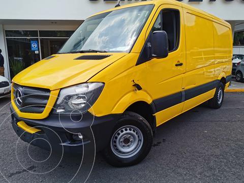Mercedes Sprinter Cargo Van 315 usado (2015) color Amarillo precio $339,000
