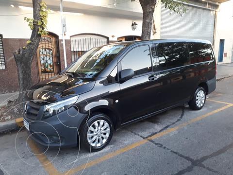 Mercedes Vito Furgon Mixto 111 CDi usado (2017) color Negro precio $4.900.000