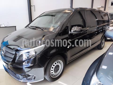 Mercedes Vito Furgon Mixto 111 CDi usado (2018) color Negro precio $2.660.000