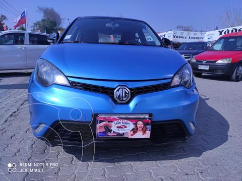 MG 3 1.5L Std  usado (2016) color Azul precio $7.990.000