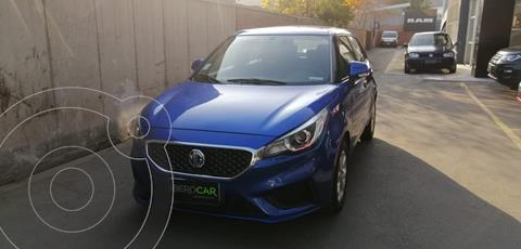 MG 3 1.5L Std usado (2021) color Azul precio $7.690.000