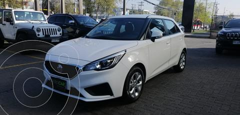 MG 3 1.5L Std usado (2020) color Blanco precio $8.390.000