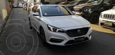 MG 6 1.5L Thopy DCT   usado (2021) color Blanco precio $13.100.000