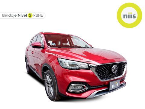 MG HS Excite  usado (2021) color Rojo precio $952,000