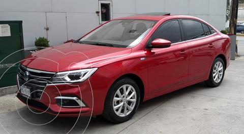 MG MG5 Excite Aut usado (2021) color Rojo precio $285,000