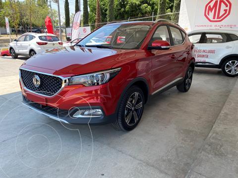 MG ZS Excite Aut usado (2021) color Rojo precio $368,900