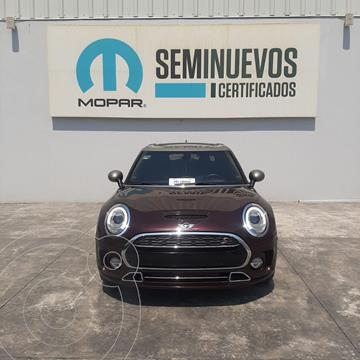 MINI Cooper Clubman S Hot Chili Aut usado (2017) color Violeta precio $350,000