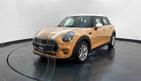 MINI Cooper Convertible Pepper Aut usado (2017) color Naranja precio $257,999