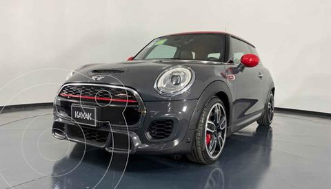 MINI Cooper Convertible Pepper Aut usado (2017) color Gris precio $417,999