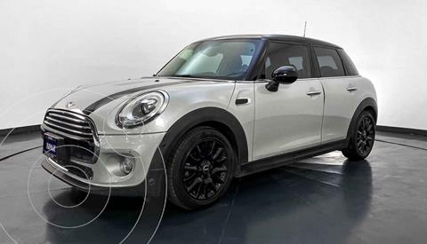 MINI Cooper Convertible Pepper Aut usado (2017) color Plata precio $312,999
