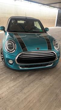 MINI Cooper Convertible Pepper Aut usado (2019) color Azul precio $445,000