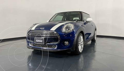 MINI Cooper Convertible S Hot Chili usado (2017) color Azul precio $284,999