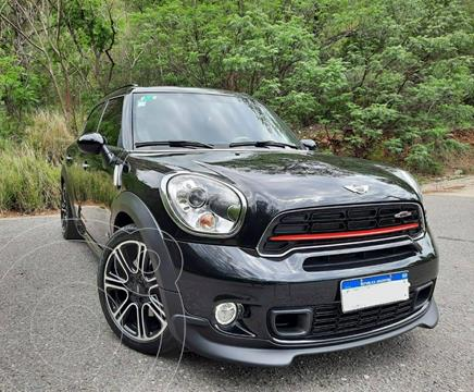 MINI Cooper Countryman John Cooper Works All4 usado (2017) color Negro precio u$s34.000