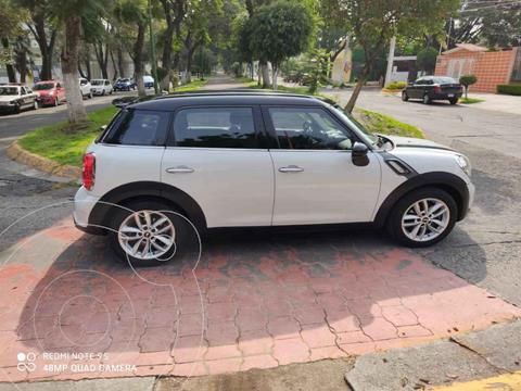 MINI Cooper Countryman S Salt Aut usado (2014) color Blanco precio $179,000