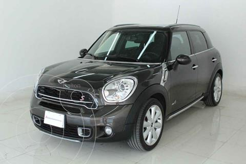MINI Cooper Countryman S Countryman Hot Chili ALL4 usado (2016) color Gris precio $349,000