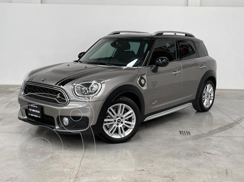 MINI Cooper Countryman S E ALL4 Aut usado (2019) color Gris precio $625,000