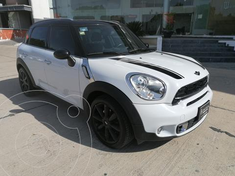 MINI Cooper Countryman S Hot Chili Aut usado (2016) color Blanco precio $320,000