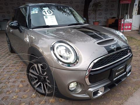 MINI Cooper Coupe S Hot Chili usado (2019) color Bronce precio $399,000