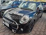 Foto venta Auto usado MINI Cooper S Chili 5 Puertas Aut (2017) color Negro precio $335,000