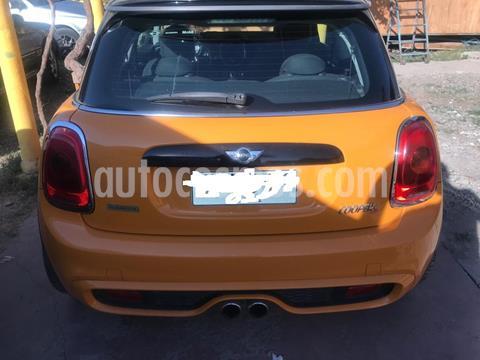 MINI Cooper S Coupe usado (2010) color Naranja precio $12.000.000